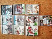 VERKAUFE Videospiele für PS3