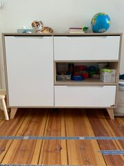 Baby- Kinderzimmer Möbel Set
