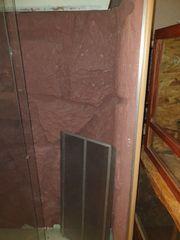 Terrariumschrank unbenutzt und Vielzitzenmäuse zur