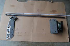 Teile zur seitlichen Frontzapfwelle zu Steyr Serie 80