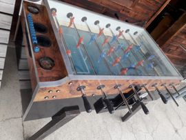 Fußballtisch: Kleinanzeigen aus Schwarzenberg - Rubrik Spiele, Automaten