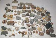 Mineraliensammlung aus aller Welt