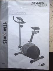 Hometrainer Mars HTMF3001S