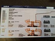 Apache Tickets Frankfurt