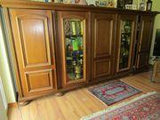 Wohnzimmerschrank Eiche rustikal und Sideboard