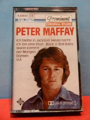 Peter Maffay TELDEC Musikkassette MC