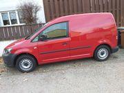 Verkaufe VW Caddy