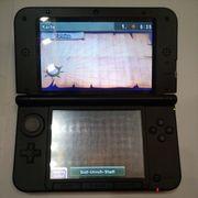 3DS XL in Schwarz