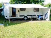 Sonnendach Wohnwagen DWT Tour Plus