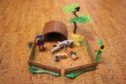 Playmobil 5122 Fleck-Schweine im Gehege