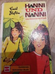 5 Bücher von Hanni und