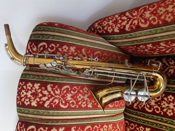 Alt Saxophon Martin Handcraft skyline