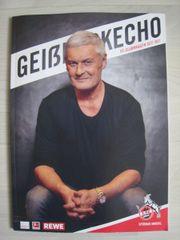 NEU - Magazin Geißbockecho 1 FC