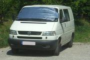 VW T4 Womo