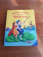 Geschichtenschatz für kleine Abenteurer von