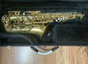 Selmer SBA Alto Saxophone