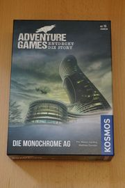 Adventure Games Die Monochrome AG