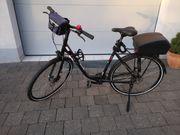 schönes hochwertiges Fahrrad gekauft im