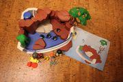 Playmobil 4462 - Tierpark - Pinguinbecken mit