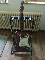 US Fender Stratocaster matching headstock