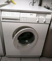 Ältere Bosch-Waschmaschine zu verschenken