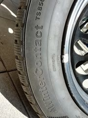 Winter Reifen Kompletträder
