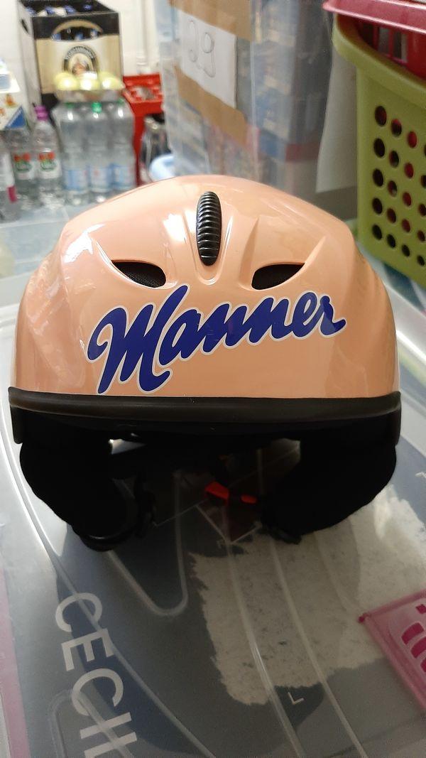 Skihelm von Manner Special Edition