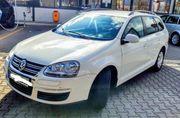 VW Golf Variant Trendline BlueMotion