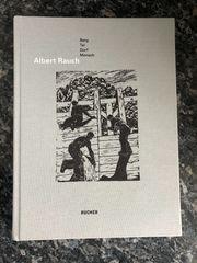 Buch - Bildband vom Maler Albert