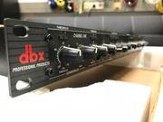 DBX 266XL Copressor Gate TOP