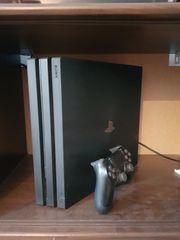 Playstation 4 Pro 1TB OVP