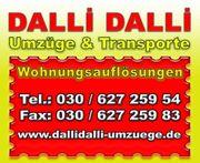 Arik Dalli Dalli Transport Umzüge