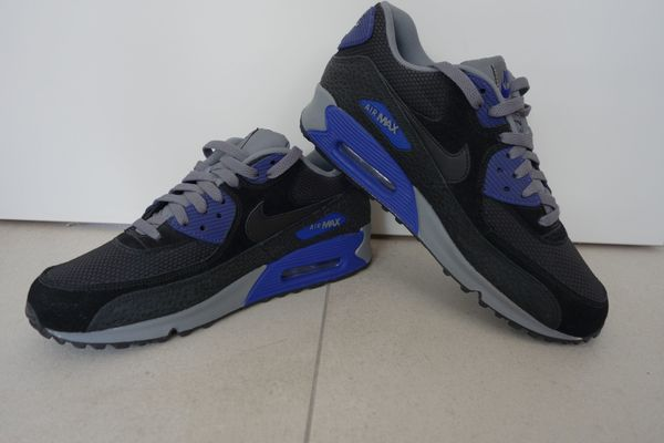 finest selection afee8 61542 Nike Air Max 90 schwarz