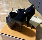 original High Heels Louis Vuitton