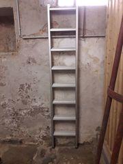 Anlegeleiter Treppe für Hochregale