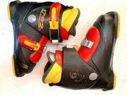 4x Schi-Ski-Schuhe Gr 32 33