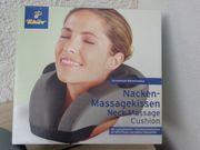 Nacken-Massagekissen TCHIBO mit Wärmer und
