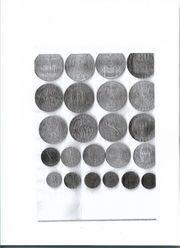 Münzen Verkauf-Tauschen
