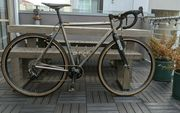 Custom Titanium Stinner CX Bike -