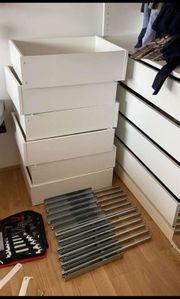 PAX KOMPLEMENT - Schublade weiß 50x58
