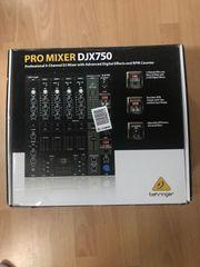 Behringer Pro DJ X750 Mixer