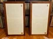 Acoustic Research AR3 Lautsprecher restauriert
