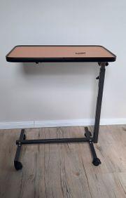Mobiler Tisch Pflegebett Tisch Beistelltisch