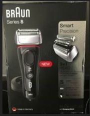 Braun 8340s Series 8 wet