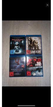 verschiedene Blu-Ray Discs