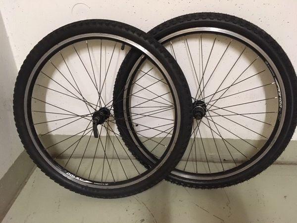 26 MTB Laufradsatz