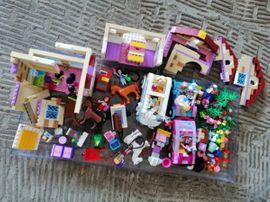 Spielzeug: Lego, Playmobil - LEGO Friends Sammlung