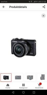 Canon EOS M100 24 2