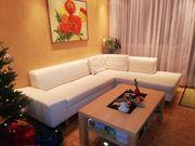 Couchgarnitur mit Tisch