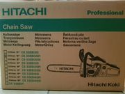 Benzin Hitachi Kettesäge